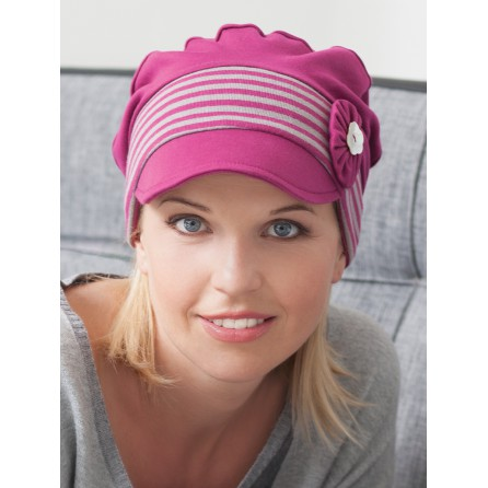 casquette Tiva - collection latifa - 3 coloris